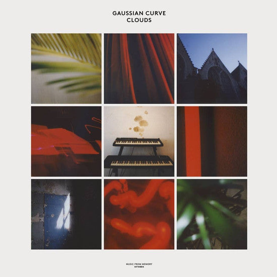 Gaussian Curve - Clouds - LP - Music From Memory - MFM004