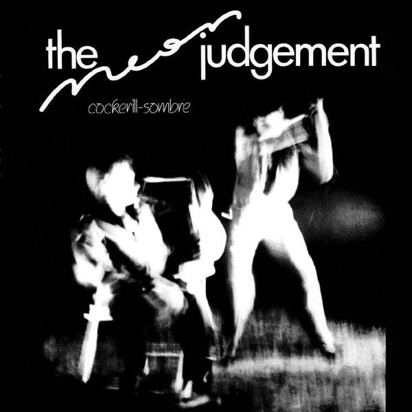 "The Neon Judgement - Cockerill-Sombre - 12"" - Dark Entries - DE-148"