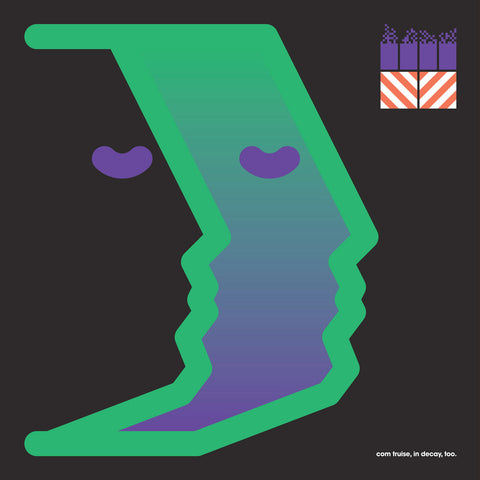 Com Truise ‎- In Decay, Too - 2xLP - Ghostly International - GI372LPC1