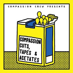 VA - Compassion Cuts Tapes & Acetates - 2xLP -  Major Problems ‎- MPR 009