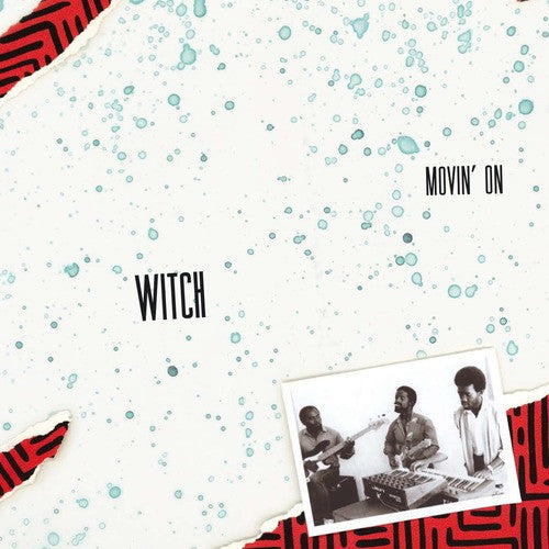 Witch - Movin' On - LP - Invisible City Editions - ICE005