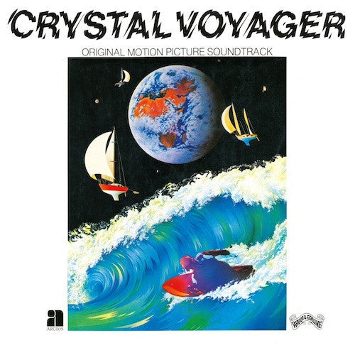 G. Wayne Thomas - Crystal Voyager - LP - Anthology - ARC009