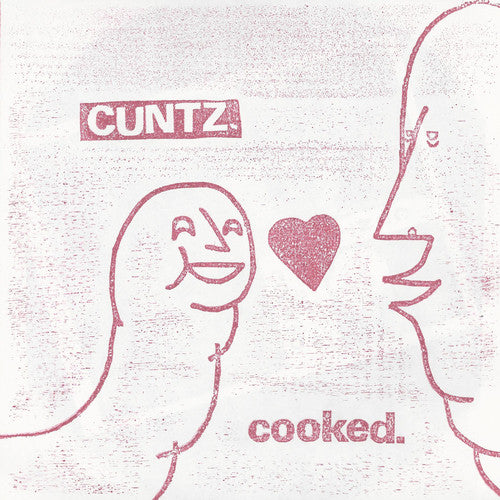"Cuntz - Cooked - 7"" - Total Punk - TPR-26"