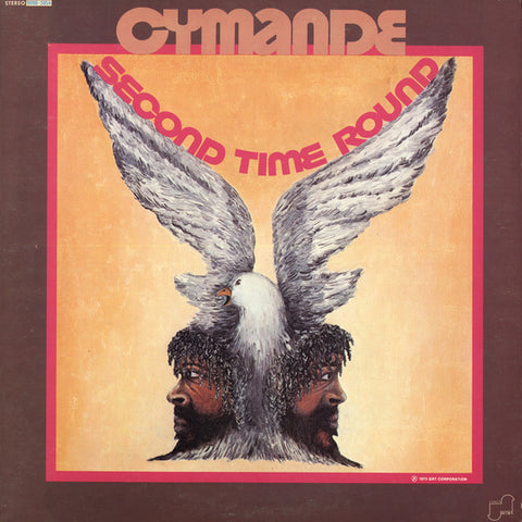 Cymande - Second Time Round - LP - Mr Bongo - MRBLP159