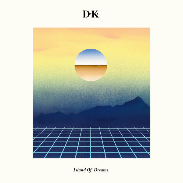 D.K. - Island of Dreams - LP - Antinote - ATN 026