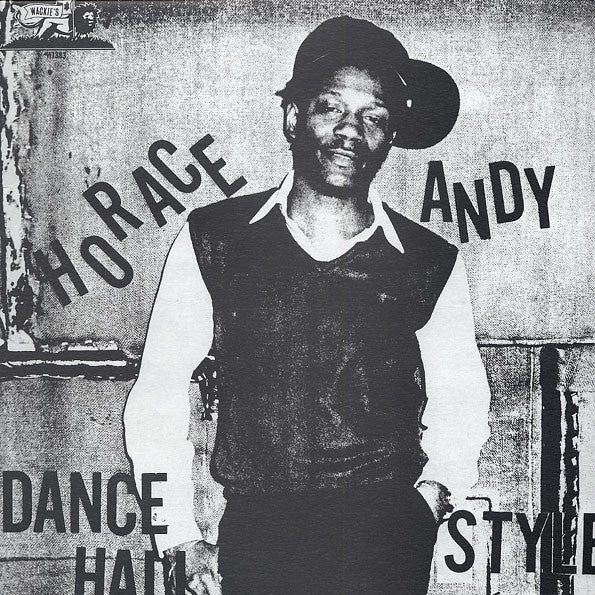 Horace Andy - Dance Hall Style - LP - Wackie's - W-1383
