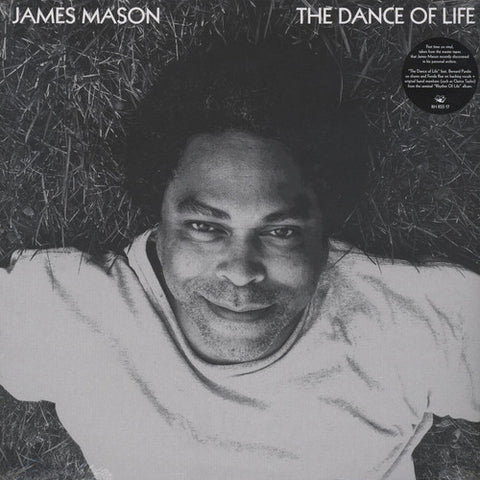 "James Mason - The Dance of Life - 12"" - Rush Hour - RH-RSS 17"