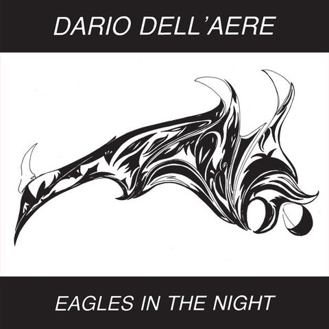 "Dario Dell'Aere - Eagles In The Night - 12"" - Dark Entries - DE-119"