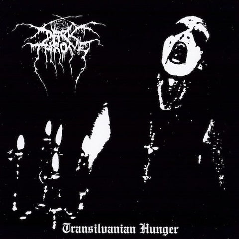 Darkthrone - Transilvanian Hunger - LP - Peaceville - VILELP43