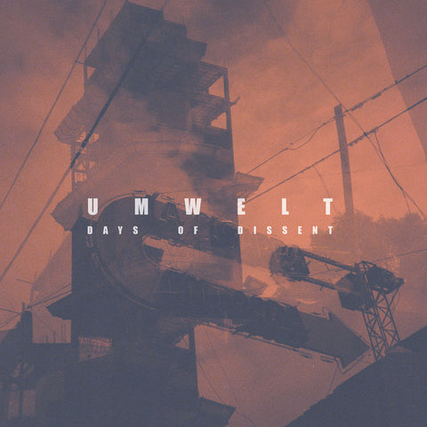 "Umwelt - Days of Dissent - 2x12"" - BOIDAE 001"