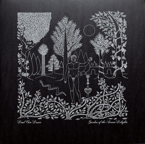 Dead Can Dance - Garden of the Arcane Delights / Peel Sessions - 2xLP - 4AD - DAD 3628