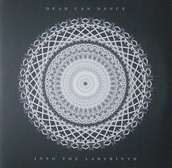 Dead Can Dance - Into The Labyrinth - 2xLP - 4AD - DAD 3621