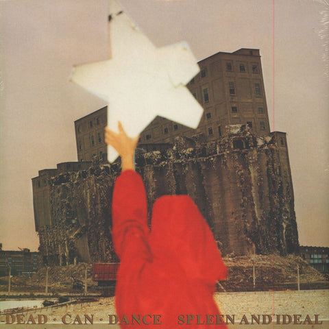 Dead Can Dance - Spleen and Ideal - LP - 4AD - CAD 3623