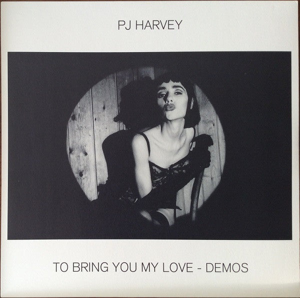 PJ Harvey - To Bring You My Love Demos - LP - Island Records - 0896476