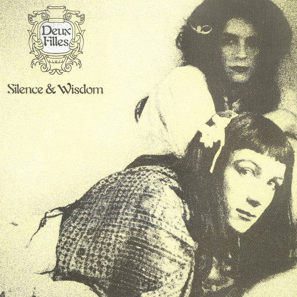 Deux Filles - Silence & Wisdom / Double Happiness - 2xLP - Dark Entries - DE-120