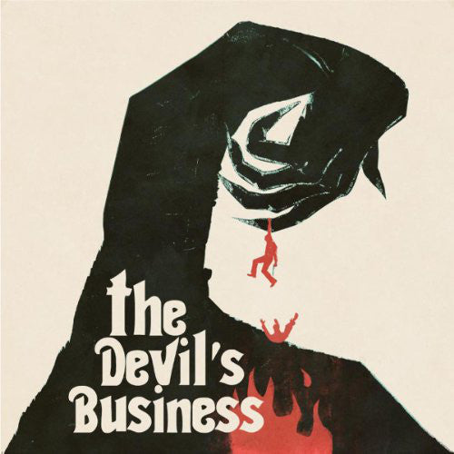 Justin Greaves - The Devil's Business - LP - Death Waltz Recording Company - DW010