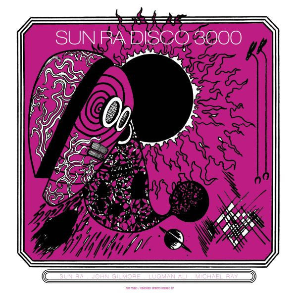 Sun Ra - Disco 3000 - LP - Kindred Spirits - KSAY-1