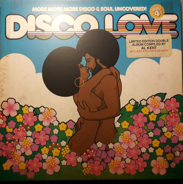 VA - Disco Love Vol 4 - 2xLP - BBE 319CLP