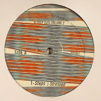"DJ Deep ‎– Cuts Vol 2 - 12"" - Deeply Rooted House - DRH 051"