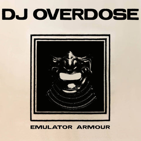 DJ Overdose - Emulator Armour - 2xLP - LIES-159