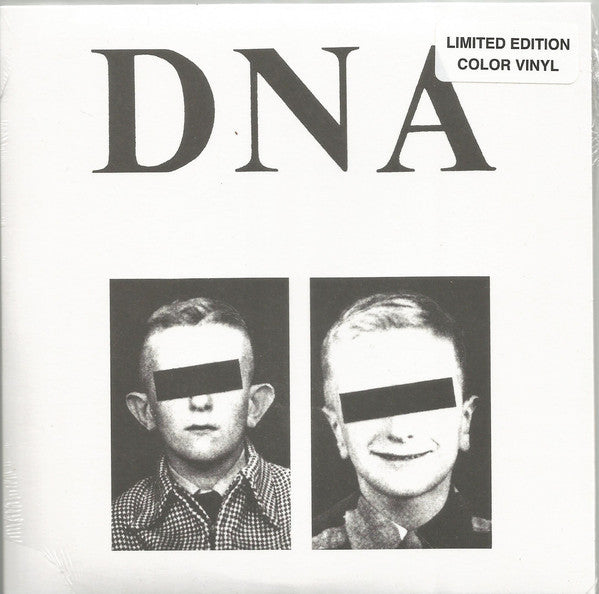 "DNA ‎– You & You - 7"" - Superior Viaduct - SV098"