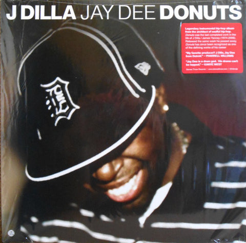 J Dilla - Donuts - 2xLP - Stones Throw Records - STH2126