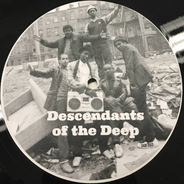 VA - From Chicago to Detroit Vol. 3 - Descendants of the Deep - DOFTD03