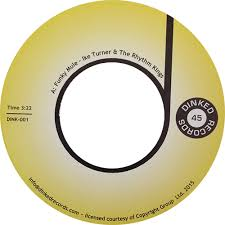 "Ike Turner & The Rhythm Kings - Funky Mule - 7"" - Dinked - DINK-001"