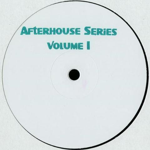 "Donato Dozzy - Afterhouse Series Volume I - 12"" - Afterhouse - AFHS01"