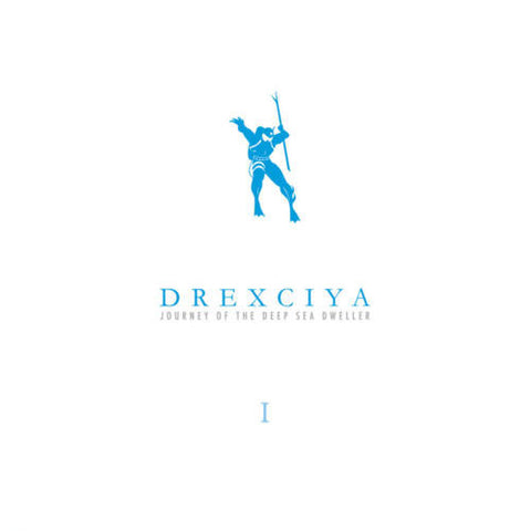Drexciya - Journey of the Deep Sea Dweller I - 2xLP - Clone - C#CC022