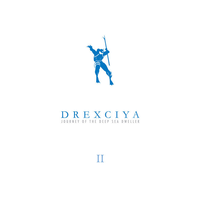 Drexciya - Journey of the Deep Sea Dweller II - 2xLP - Clone - C#CC023
