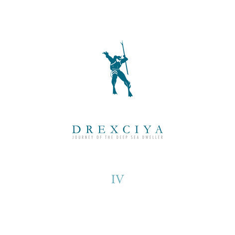 Drexciya - Journey of the Deep Sea Dweller IV - 2xLP - Clone - C#CC025