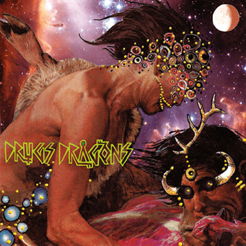Drugs Dragons - LP - Dusty Medical Records - DMR-24