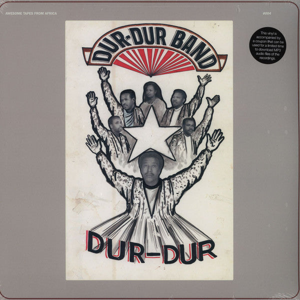 Dur-Dur Band - Volume 5 - 2xLP - Awesome Tapes From Africa - ATFA004