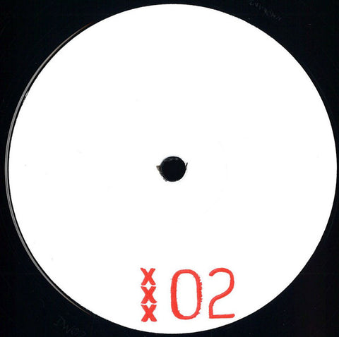 "Unknown Artist - Track 02 / Track 03 - 12"" - DW02"