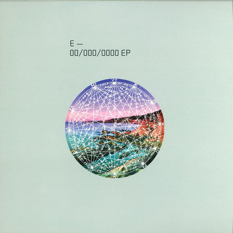 "E - 00/000/0000 EP - 12"" - Deep Moves - DEMO-010"
