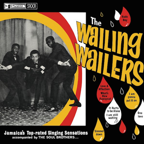 The Wailing Wailers - LP - Studio One - S1001