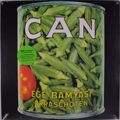 Can - Ege Bamyasi - LP - Spoon Records / Mute - XSPOON8