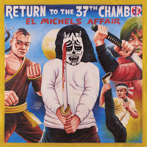 El Michels Affair - Return To The 37th Chamber - LP - Big Crown Records ‎- BC017-LP B