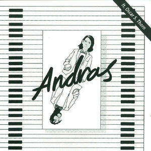 Andras Fox ft. Oscar S. Thorn - Embassy Cafe - LP - Dopeness Galore - DG 11 001