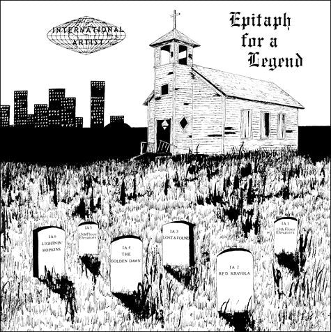 VA - Epitaph for a Legend - 2xLP - Charly Records - CHARLYLP0003-2