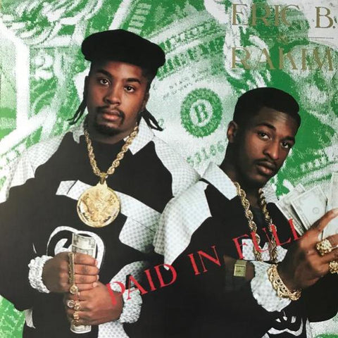 Eric B. & Rakim - Paid In Full - 2xLP - 4th & Broadway - B0026367-01