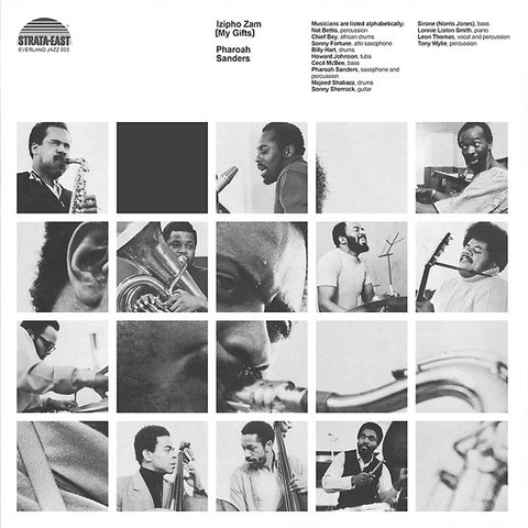 Pharoah Sanders - Izipho Zam (My Gifts) - LP - Everland Jazz - 003