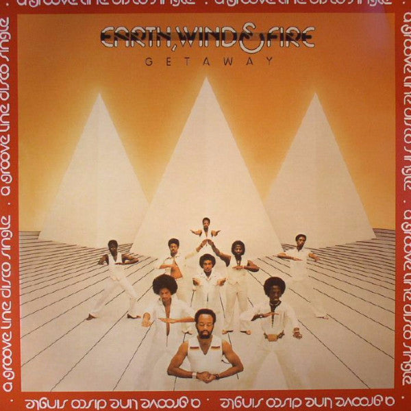 "Earth, Wind & Fire - Getaway - 12"" - Groove Line Records - GLR12 0007"