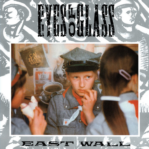 "East Wall - Eyes of Glass - 12"" - Dark Entries - DE-144"