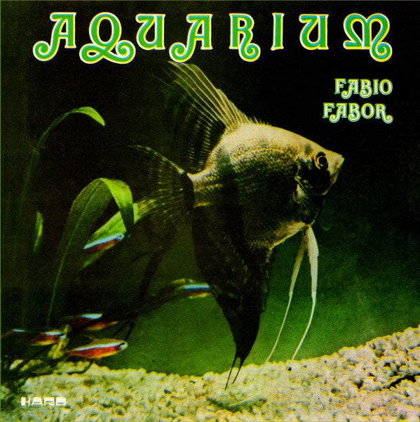 Fabio Fabor - Aquarium - LP - Sonor Music Editions - SME 16