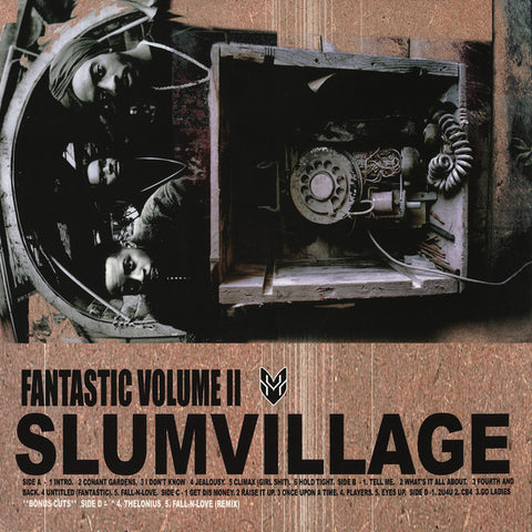 Slum Village - Fantastic, Vol. 2 - 2xLP - Ne'Astra Music Group - NMG 5763LP