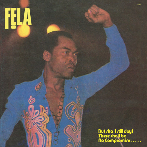 Fela Kuti - Army Arrangement - LP - Knitting Factory Records - KFR2041-1