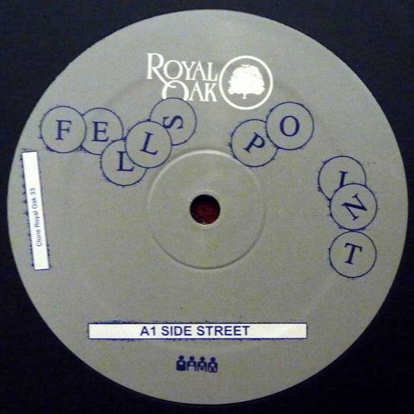 "Fell's Point - Side Street - 12"" - Royal Oak - ROYAL 33"