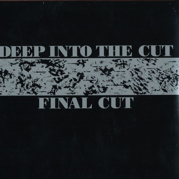 Final Cut - Deep Into The Cut - 2xLP - We Can Elude Control - WCEC012